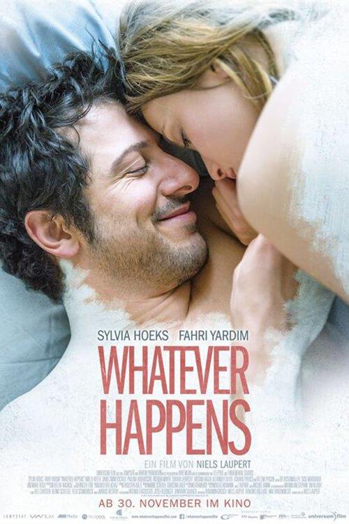 "Plakat von ""Whatever Happens"""