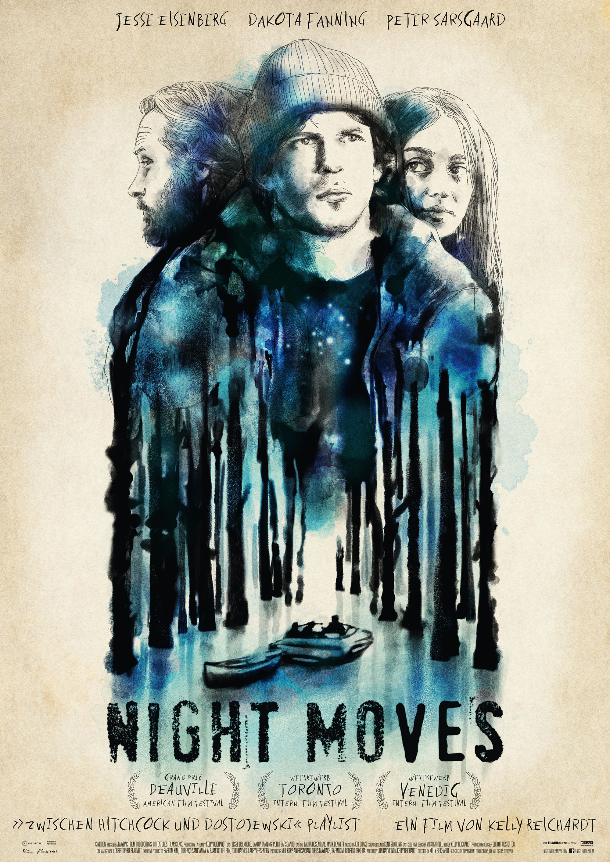 "Plakat von ""Night Moves"""