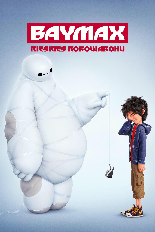 """Plakat von """"Baymax - Riesiges Robowabohu"""""""