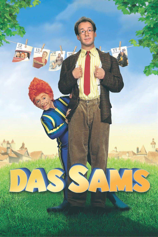 """Plakat von """"Das Sams"""""""