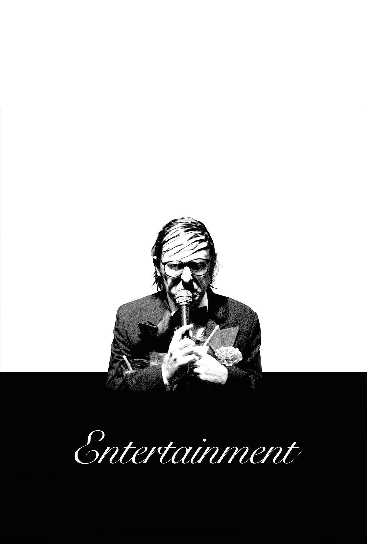 """Plakat von """"Entertainment"""""""
