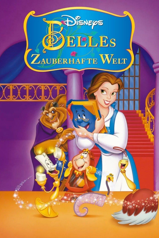 """Plakat von """"Die Schöne und das Biest - Belles zauberhafte Welt"""""""