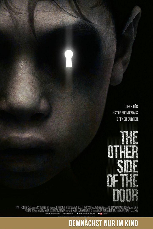 """Plakat von """"The Other Side of the Door"""""""