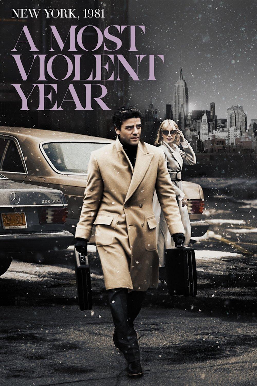 """Plakat von """"A Most Violent Year"""""""