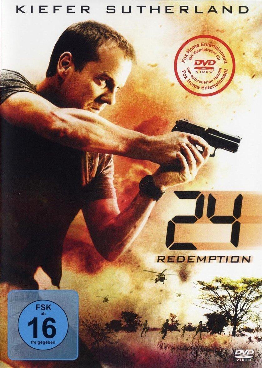 """Plakat von """"24: Redemption"""""""
