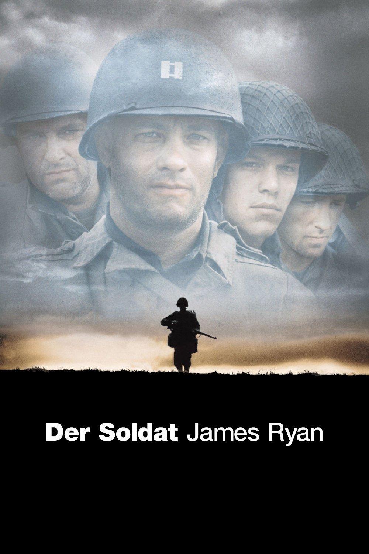 """Plakat von """"Der Soldat James Ryan"""""""