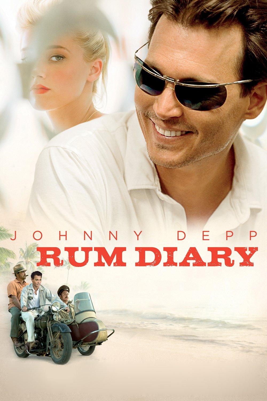"Plakat von ""The Rum Diary"""