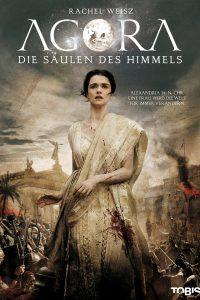 """Plakat von """"Agora - Die Säulen des Himmels"""""""