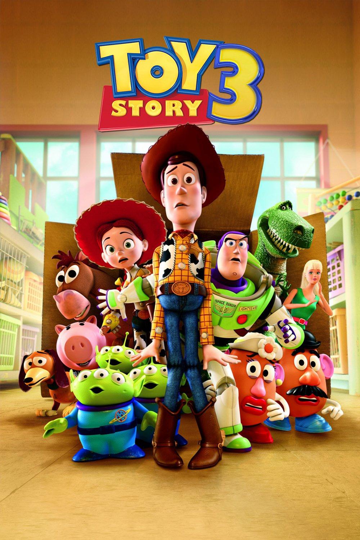 """Plakat von """"Toy Story 3"""""""