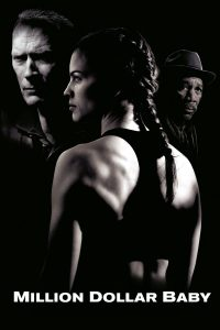 "Plakat von ""Million Dollar Baby"""