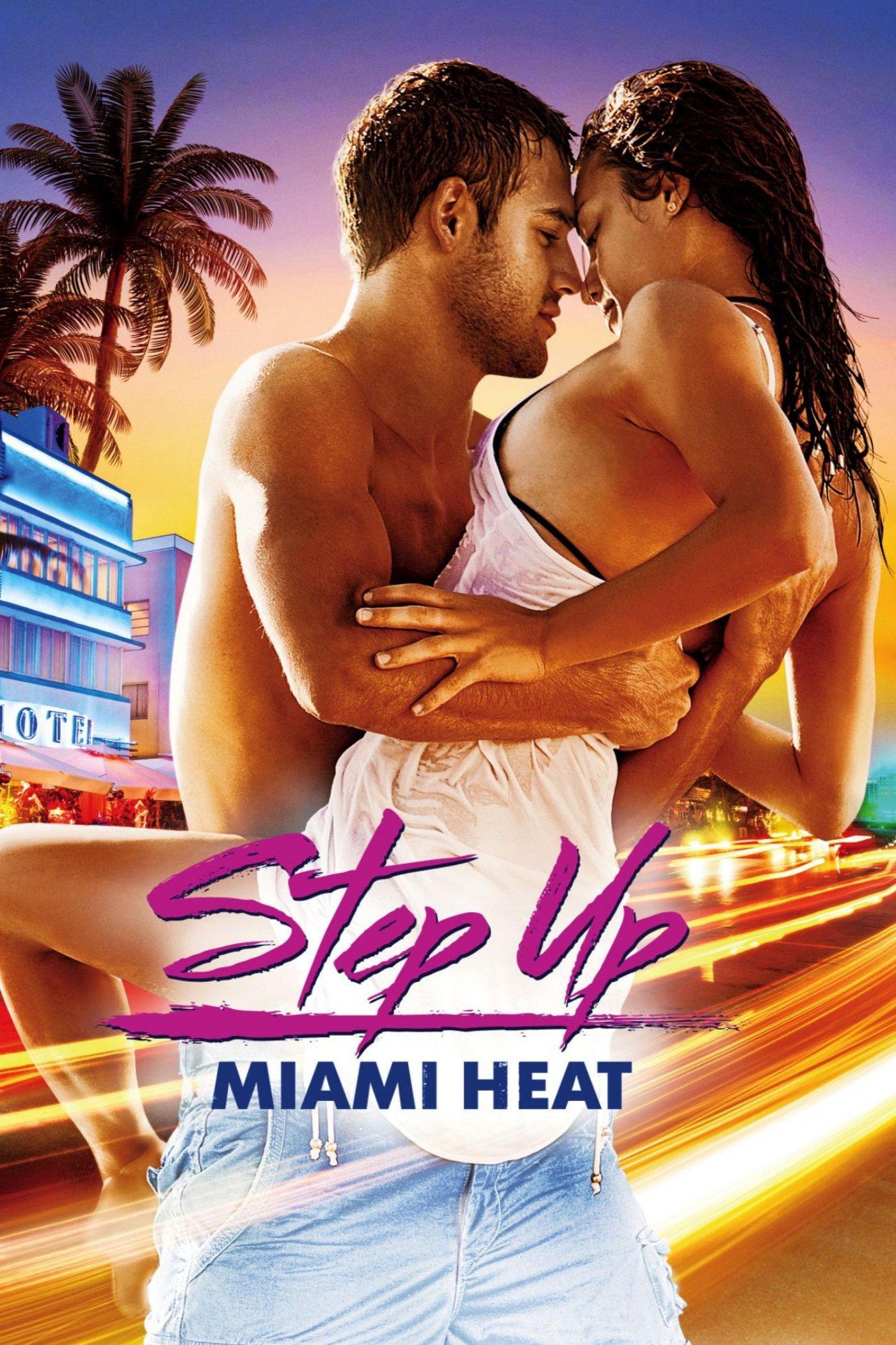 """Plakat von """"Step Up - Miami Heat"""""""
