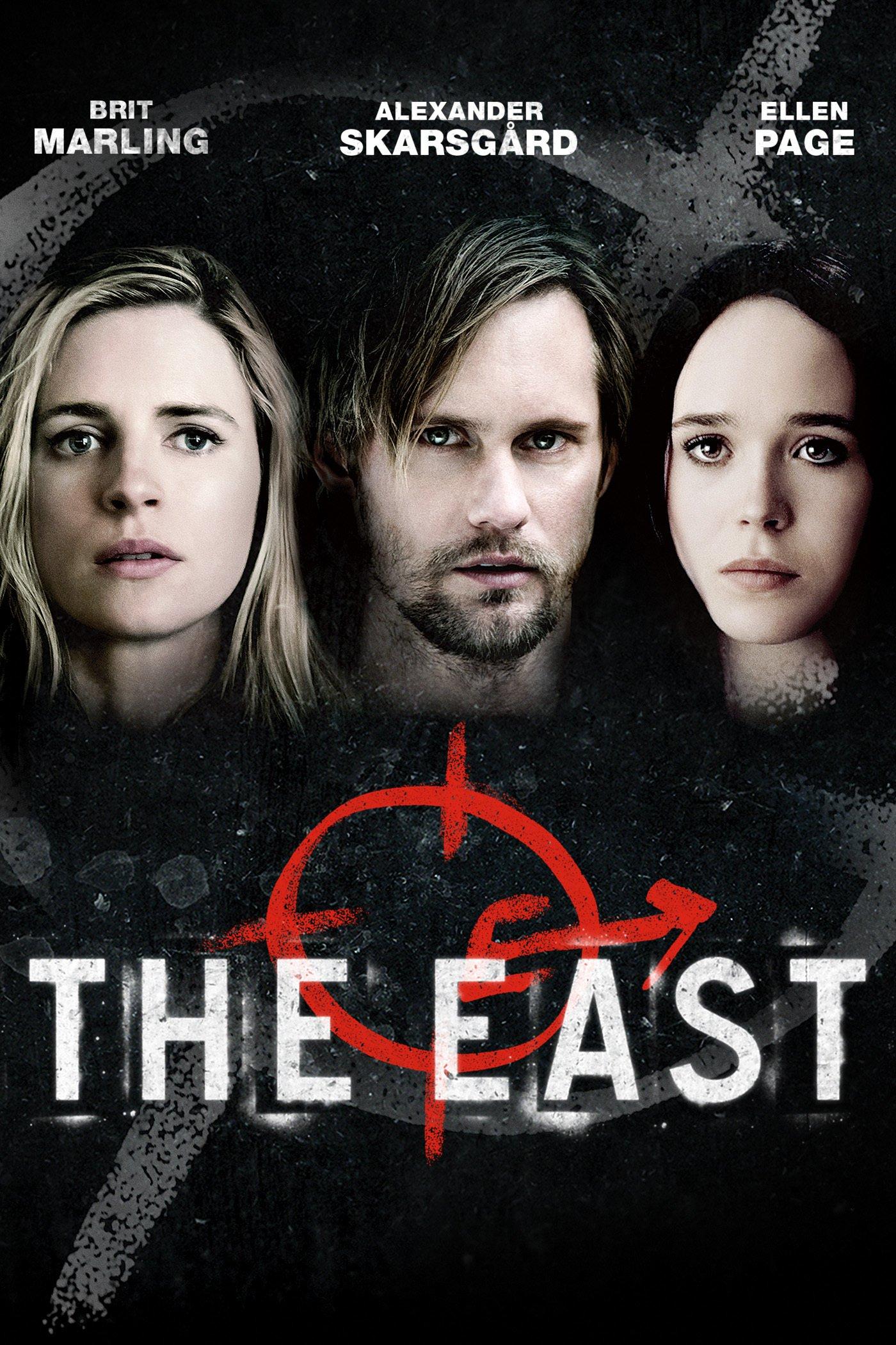 """Plakat von """"The East"""""""