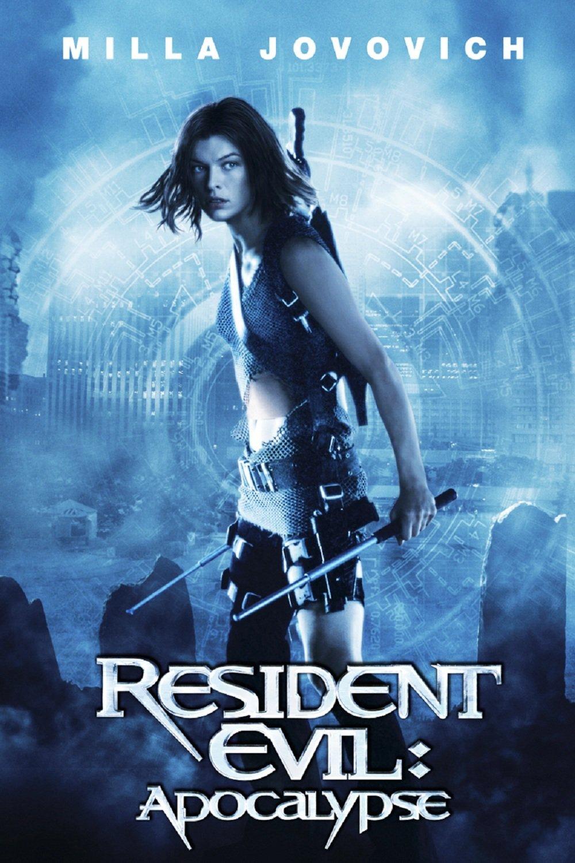 "Plakat von ""Resident Evil: Apocalypse"""