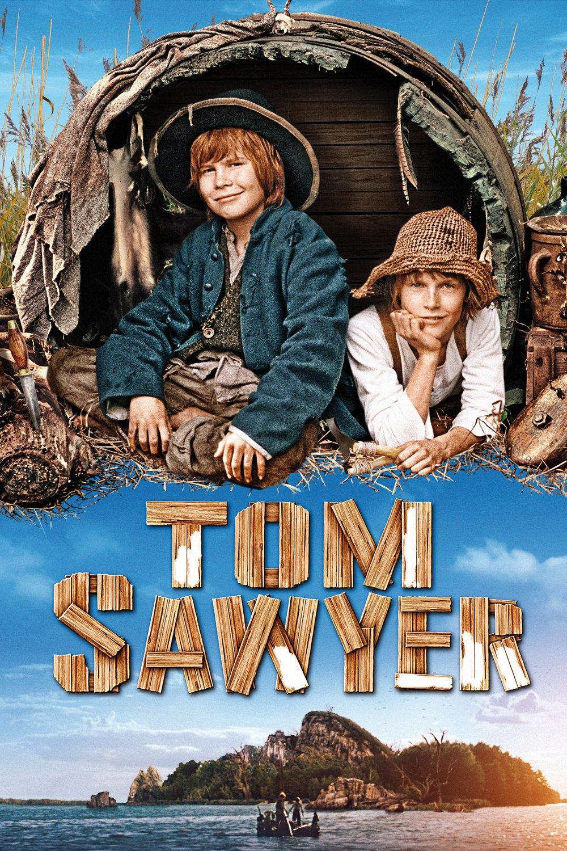 """Plakat von """"Tom Sawyer"""""""