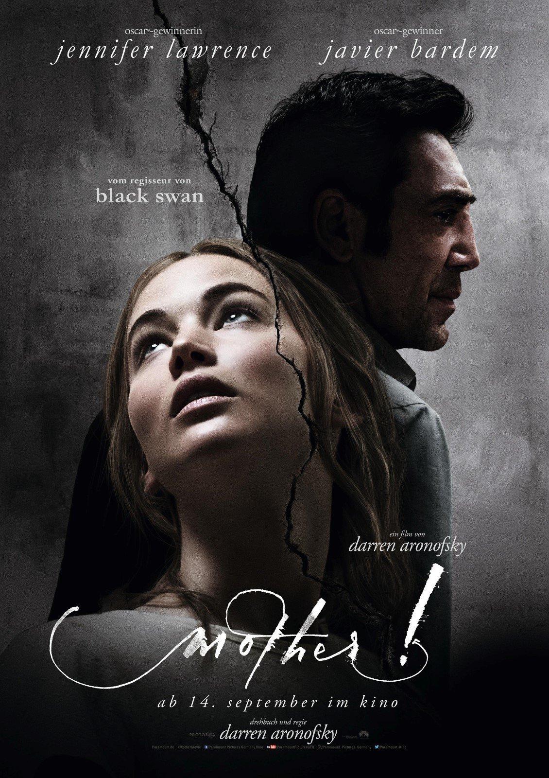 """Plakat von """"Mother!"""""""