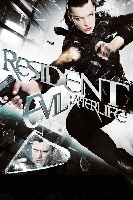 """Plakat von """"Resident Evil: Afterlife"""""""