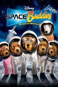 """Plakat von """"Space Buddies - Mission im Weltraum"""""""