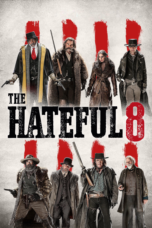 """Plakat von """"The Hateful 8"""""""