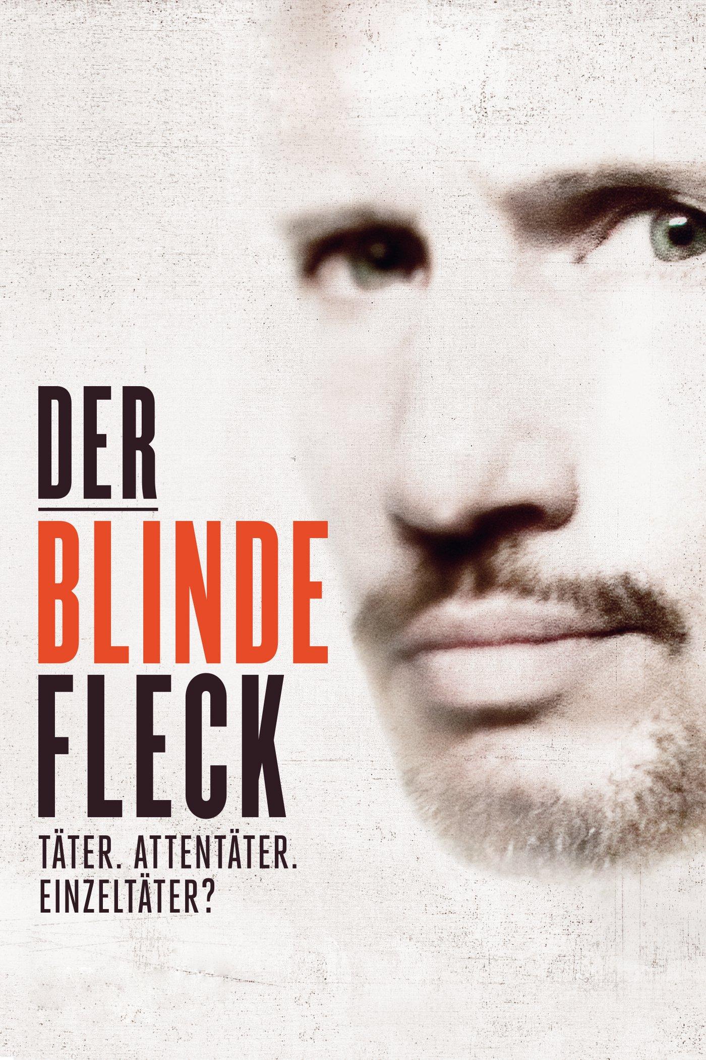 """Plakat von """"Der blinde Fleck"""""""