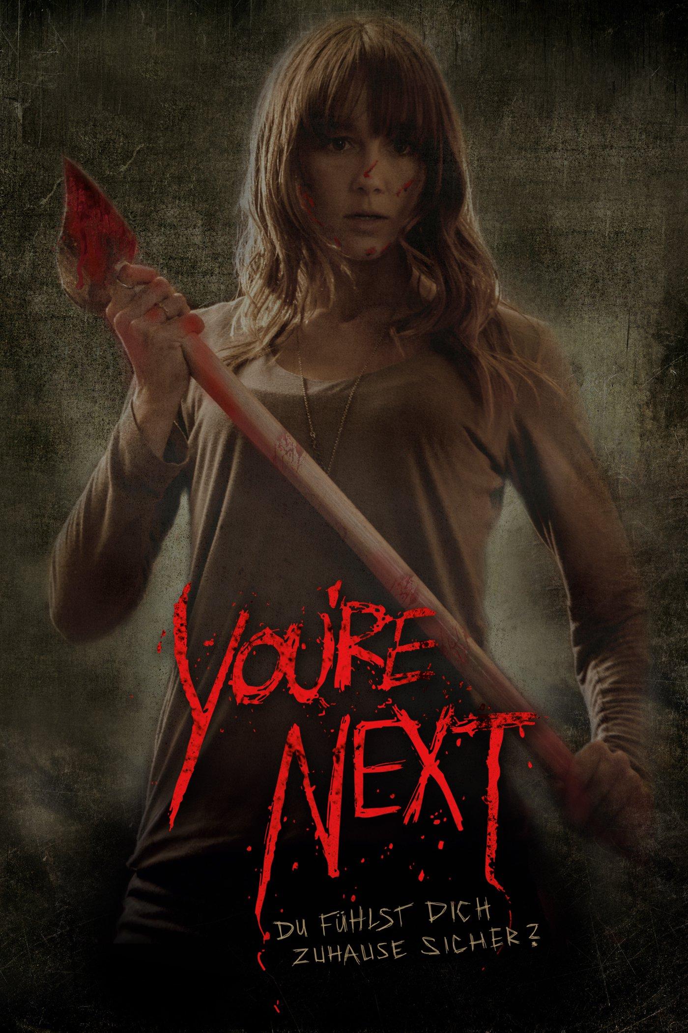 """Plakat von """"You're Next"""""""