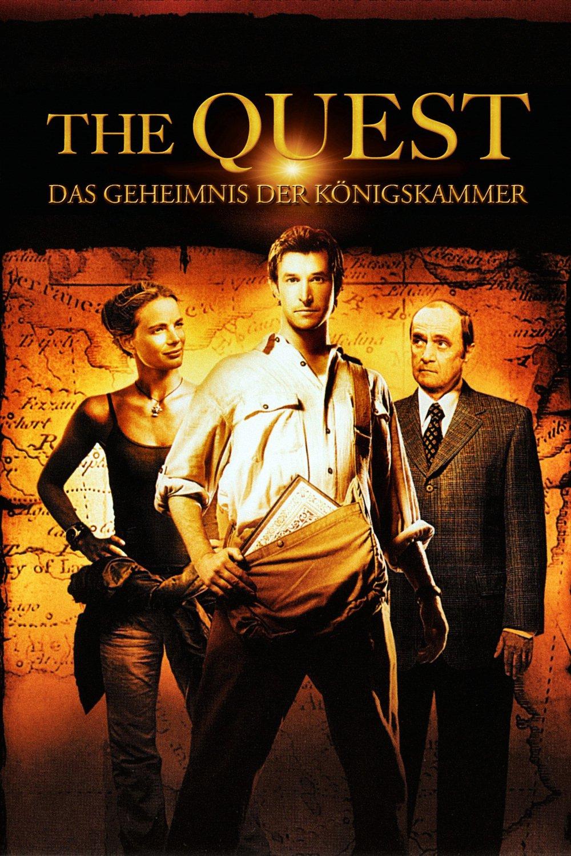 """Plakat von """"The Quest - Das Geheimnis der Königskammer"""""""