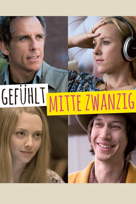 """Plakat von """"Gefühlt Mitte Zwanzig"""""""