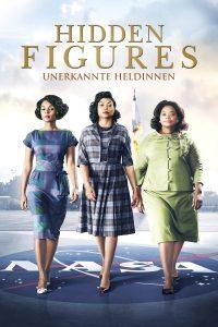 "Plakat von ""Hidden Figures - Unerkannte Heldinnen"""