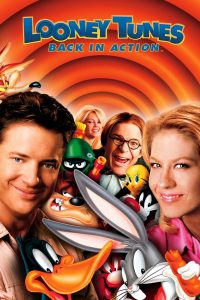 """Plakat von """"Looney Tunes: Back in Action"""""""
