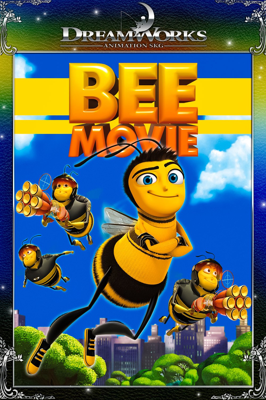 """Plakat von """"Bee Movie - Das Honigkomplott"""""""