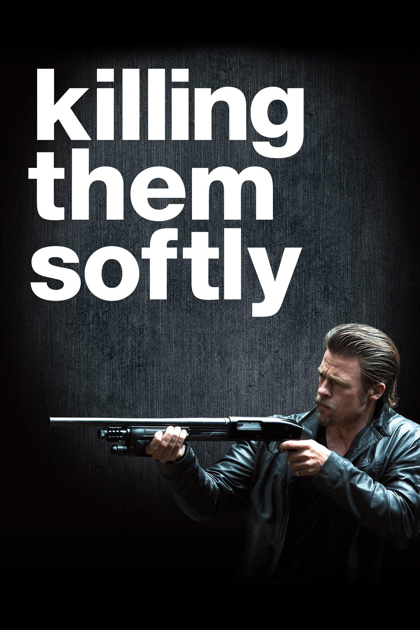 """Plakat von """"Killing Them Softly"""""""