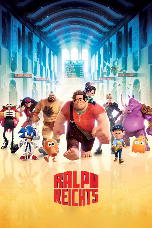 """Plakat von """"Ralph reichts"""""""