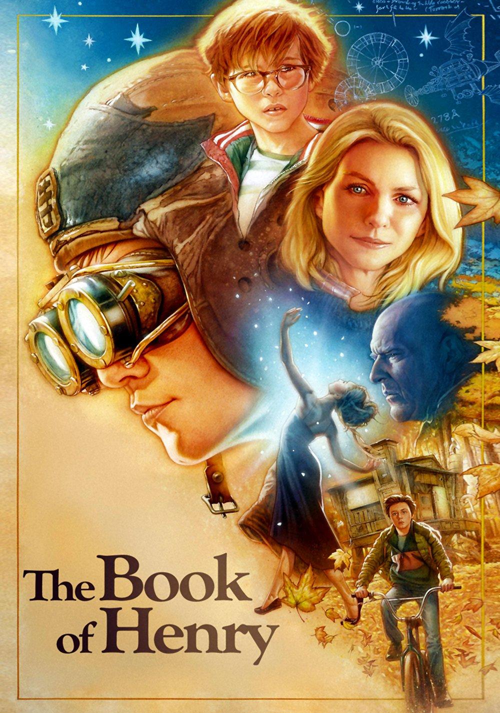 "Plakat von ""The Book of Henry"""