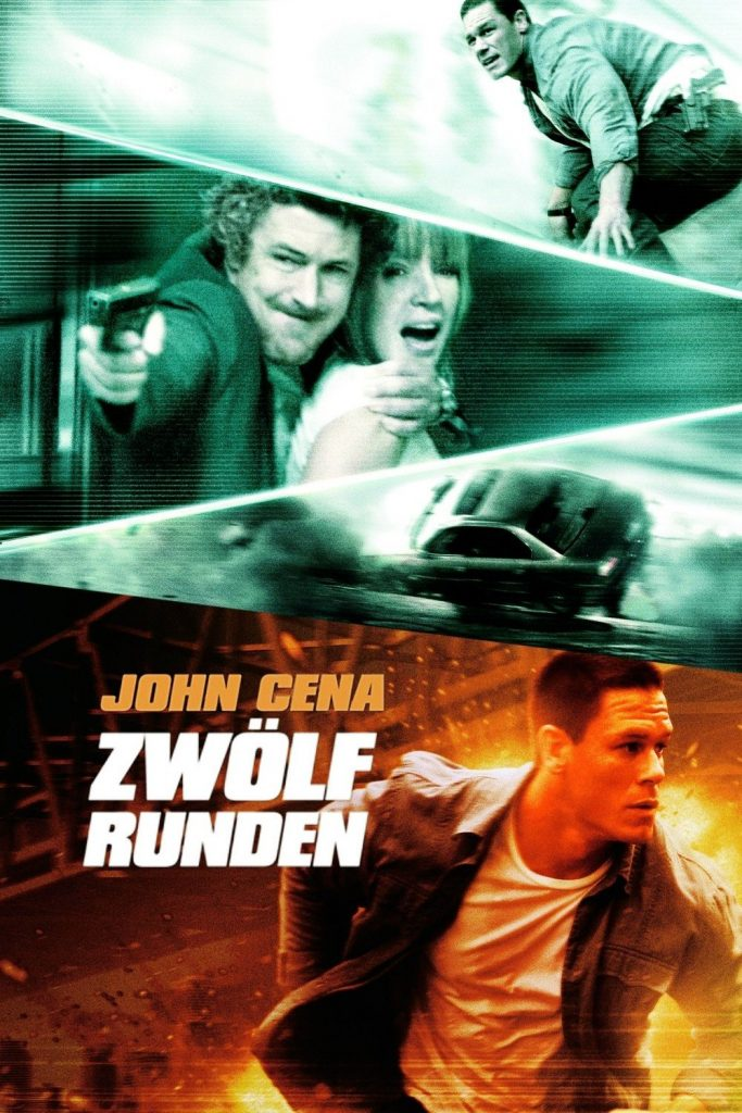 """Plakat von """"Zwölf Runden"""""""