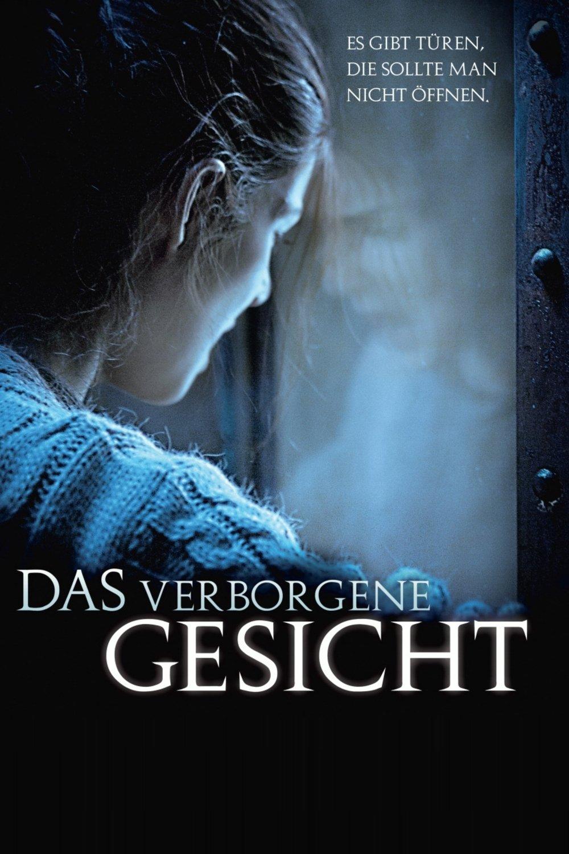 """Plakat von """"Das verborgene Gesicht"""""""