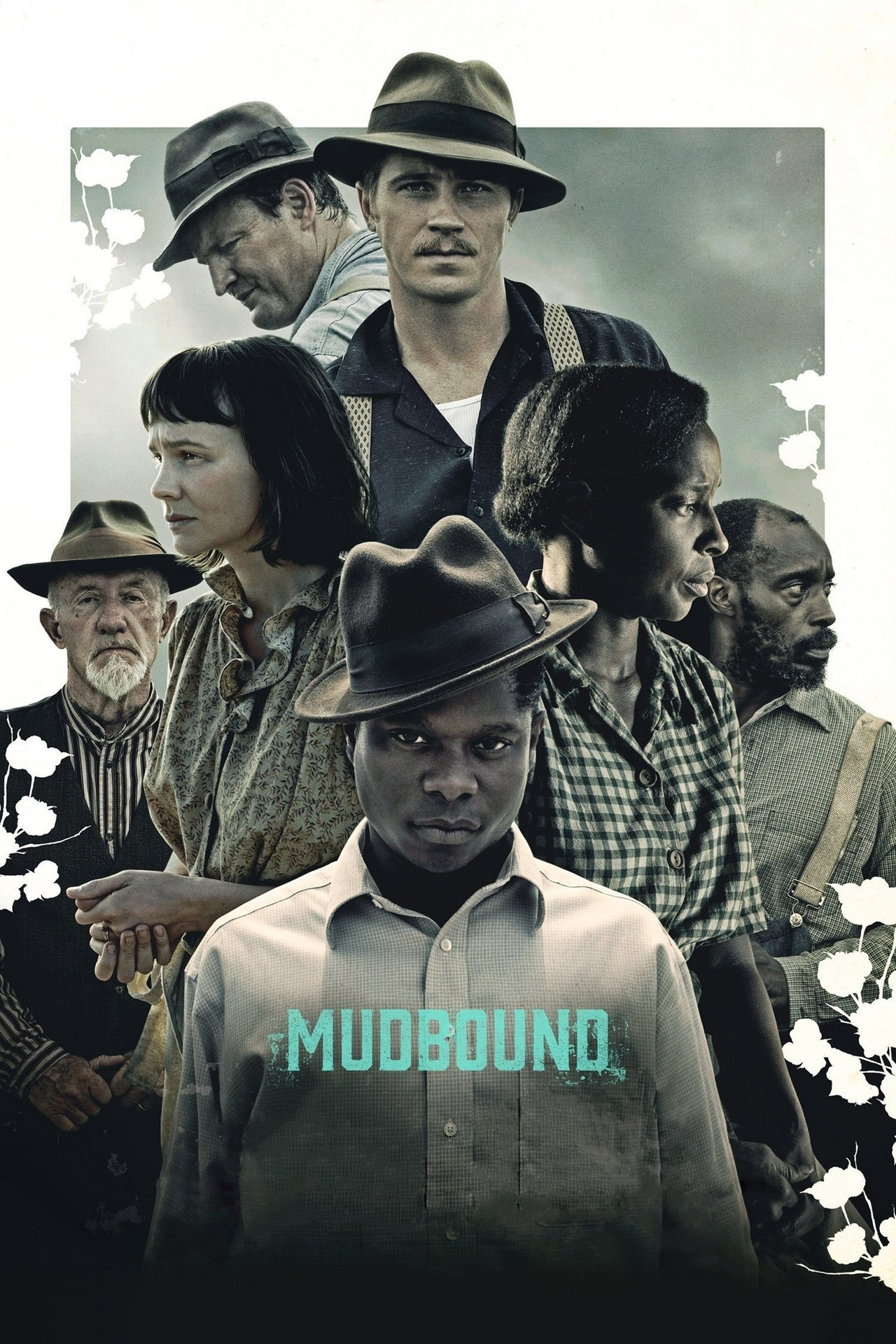 """Plakat von """"Mudbound"""""""