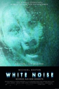 """Plakat von """"White Noise - Schreie aus dem Jenseits"""""""
