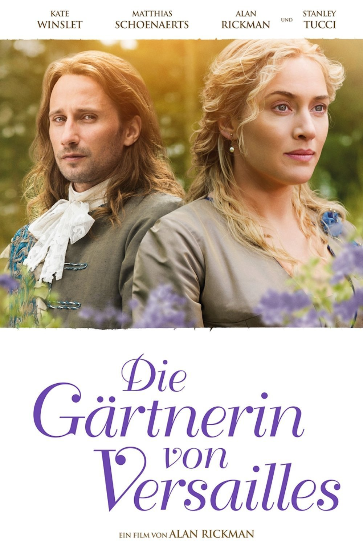 """Plakat von """"Die Gärtnerin von Versailles"""""""