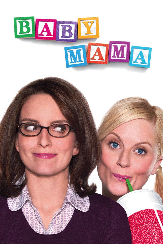 """Plakat von """"Baby Mama"""""""