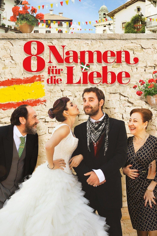 """Plakat von """"8 Namen für die Liebe"""""""