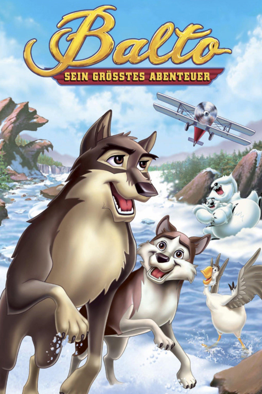 """Plakat von """"Balto - Sein größtes Abenteuer"""""""