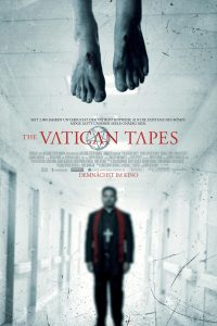 "Plakat von ""The Vatican Tapes"""