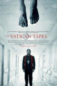 "Plakat von ""The Vatican Tapes"""