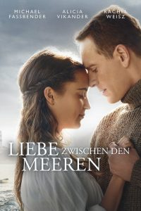 """Plakat von """"Liebe zwischen den Meeren"""""""
