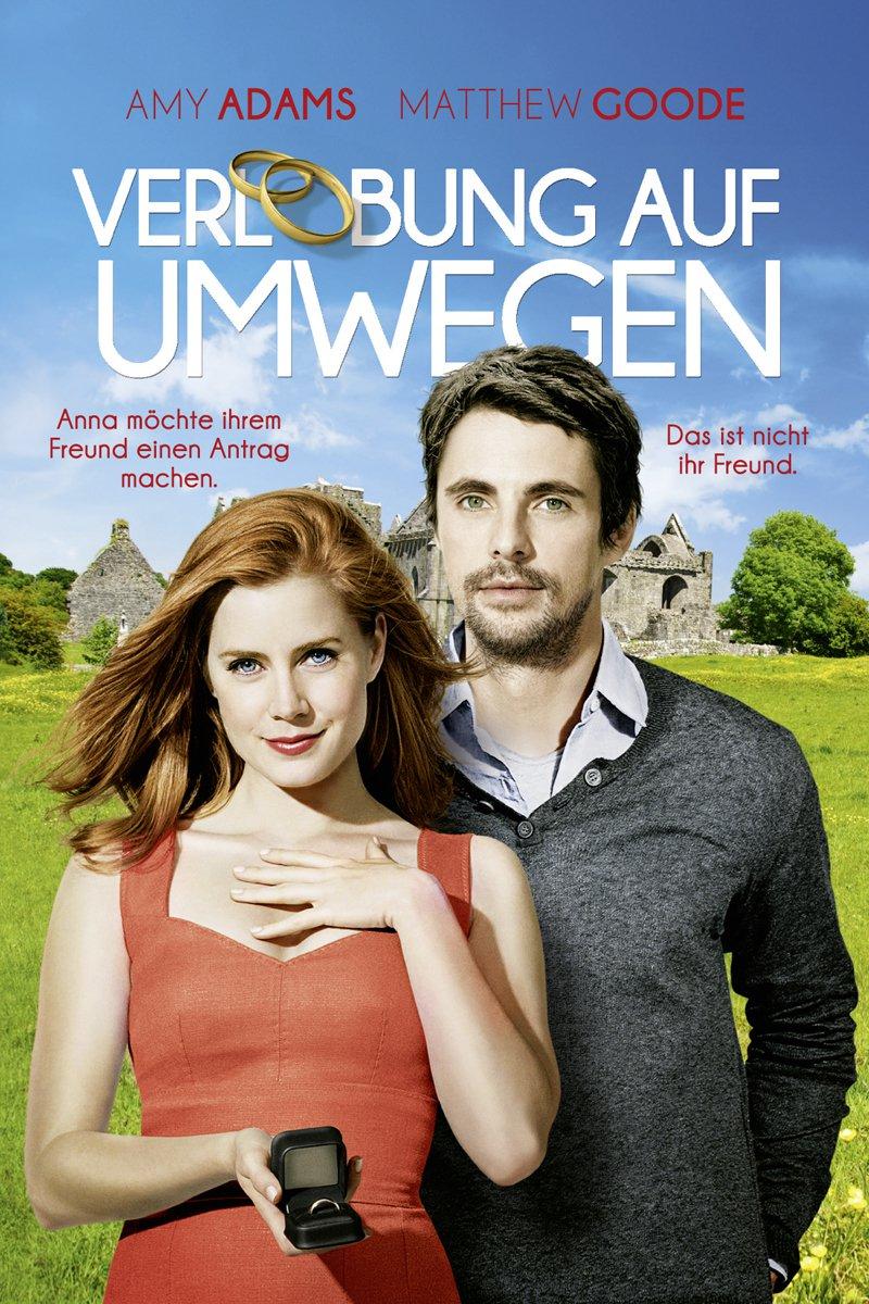 """Plakat von """"Verlobung auf Umwegen"""""""