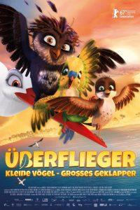"""Plakat von """"Überflieger"""""""