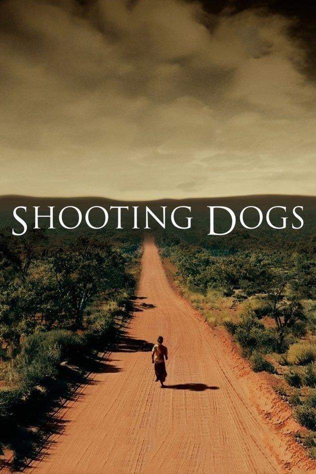 "Plakat von ""Shooting Dogs"""