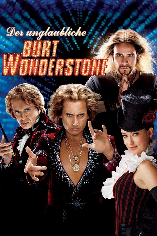 """Plakat von """"Der unglaubliche Burt Wonderstone"""""""