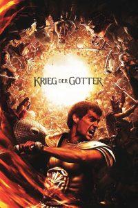 """Plakat von """"Krieg der Götter"""""""