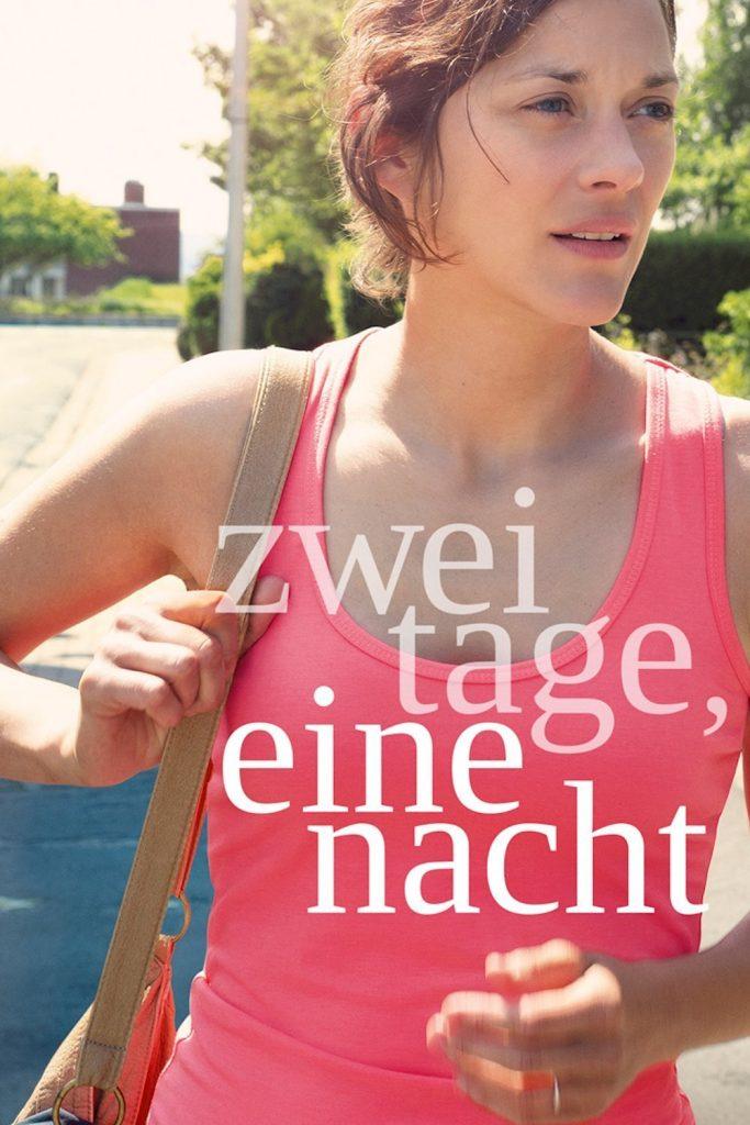 """Plakat von """"Zwei Tage, eine Nacht"""""""