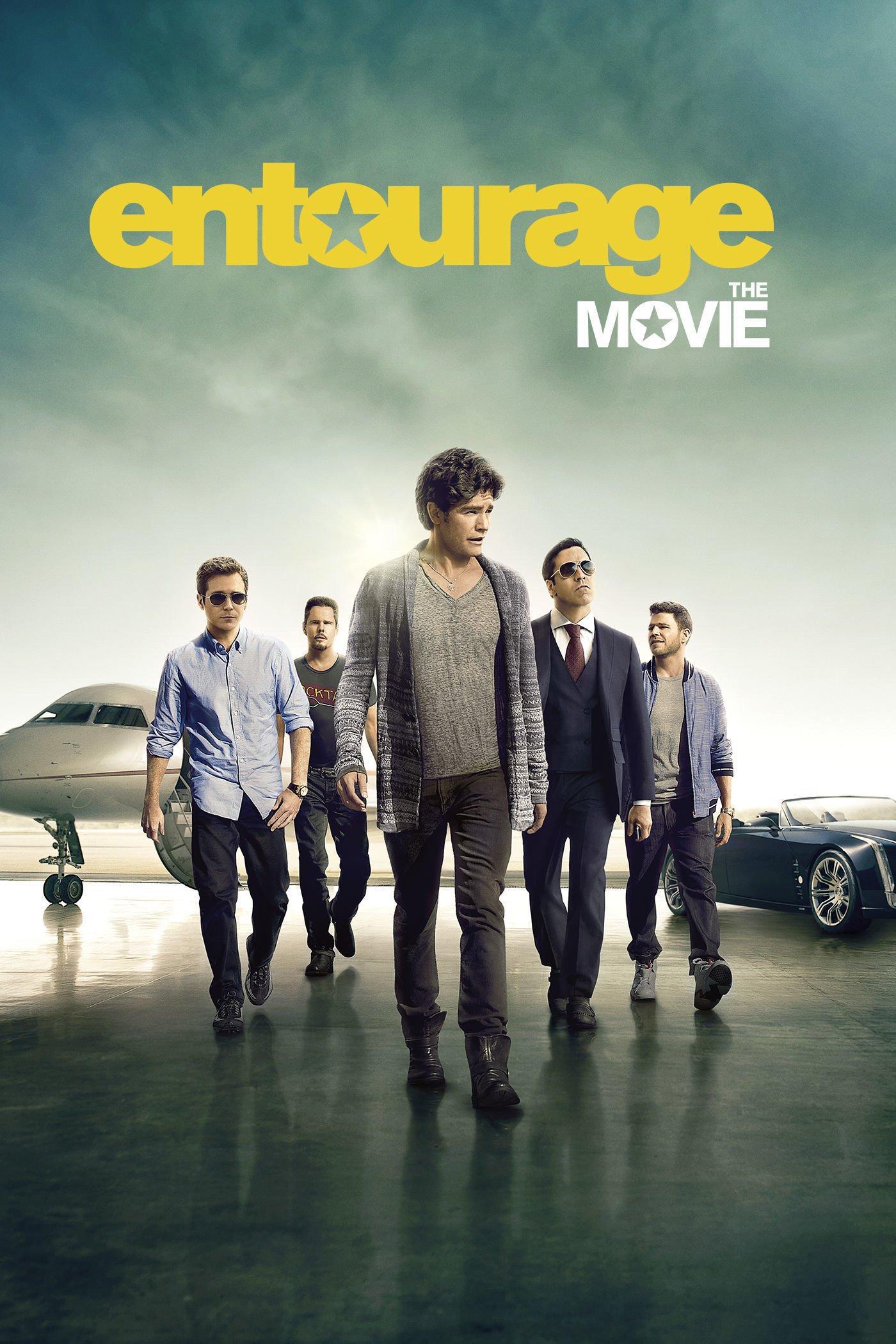 """Plakat von """"Entourage"""""""